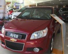 Bán Chevrolet Aveo LT 1.4, hỗ trợ vay 100% lãi suất 0.6% trả trước 80 triệu giá 459 triệu tại Tp.HCM