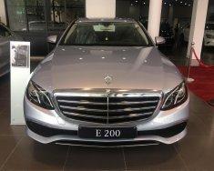 Cần bán Mercedes E200 2017, màu bạc giá 2 tỷ 99 tr tại Hà Nội