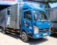 Bán trả góp xe tải 3, 5T thùng dài 4m9 Veam Huyndai VT350 giá 405 triệu tại Tp.HCM