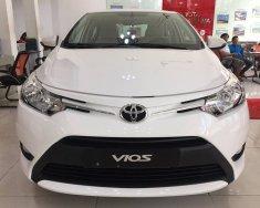 Toyota Vios trả góp, tặng ngay 30 triệu, cùng nhiều phụ kiện chính hãng giá 505 triệu tại Tp.HCM