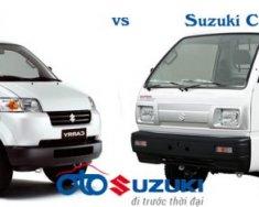 Bán xe Suzuki Super Carry Truck, xe tải 5 tạ Sx 2017, giá tốt nhất Hà Nội giá 282 triệu tại Hà Nội