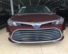 Bán Toyota Avalon Limited đời 2017, màu đỏ mận xuất Mỹ giá 2 tỷ 540 tr tại Hà Nội