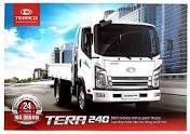 Bán xe tải Teraco 240 động cơ Isuzu 2,4 tấn. Giao hàng ngay, khuyến mại hấp dẫn giá 328 triệu tại Hà Nội