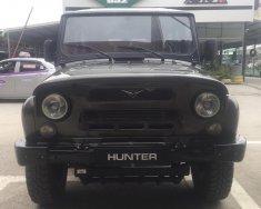 Cần bán Uaz Hunter đời 2017, màu xanh lục, nhập khẩu nguyên chiếc, 390tr giá 390 triệu tại Hà Nội