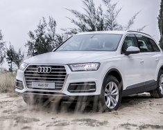 Bán Audi Q7 nhập khẩu tại Đà Nẵng, Chương trình khuyến tháng 12, bán Audi Q7 nhập khẩu miền Trung giá 3 tỷ 300 tr tại Đà Nẵng