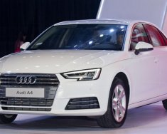 Bán Audi A4 Đà Nẵng, Chương trình khuyến mãi lớn, bán xe sang Audi Đà Nẵng miền Trung, Audi Đà Nẵng giá 1 tỷ 750 tr tại Đà Nẵng