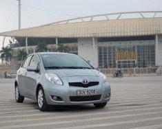 Cần bán Yaris mầu ghi xám chính chủ tên cá nhân từ đầu đi 2010 xe đời 2009, nhập khẩu Nhật Bản giá 395 triệu tại Hà Nội