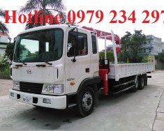 Xe chuyên dụng, xe gắn cẩu, xe nâng đầu chở máy công trình các loại giá 790 triệu tại Hà Nội