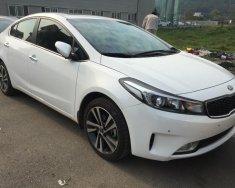 Bán ô tô Kia Cerato năm 2018 màu trắng, 525 triệu. Liên hệ: 0966 199 109 giá 525 triệu tại Thanh Hóa