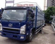 Bán xe tải Faw 7,25 tấn,thùng dài 6,3m,máy to cầu to,cabin Isuzu hiện đại giá 460 triệu tại Hà Nội