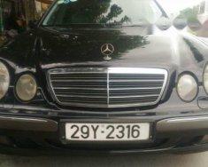 Bán Mercedes E240 AT đời 2002, màu đen, xe nhập giá 215 triệu tại Hà Nội