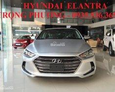 Hyundai Elantra 2018, màu bạc, LH: Trọng Phương - 0935.536.365, xe tiết kiệm nhiên liệu giá 549 triệu tại Đà Nẵng