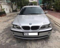 Bán ô tô BMW 325i sản xuất 2005, màu bạc xe gia đình giá 340 triệu tại Tp.HCM