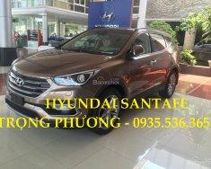 Giá xe Santa Fe 2018 Đà Nẵng, LH: Trọng Phương - 0935.536.365, ưu đãi tốt nhất hỗ trợ tận tình cho KH mua xe giá 898 triệu tại Đà Nẵng