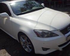 Bán Lexus IS250 đời 2007, màu trắng giá 790 triệu tại Tp.HCM