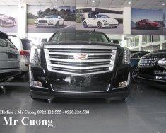 Bán xe Cadillac Escalade 2016, màu đen giá 6 tỷ 580 tr tại Hà Nội