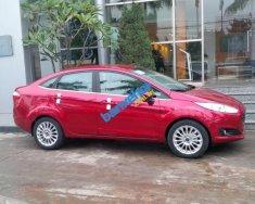 Bán Ford Fiesta Titanium năm 2017, màu đỏ giá tốt nhất tại Ninh Bình giá 505 triệu tại Ninh Bình