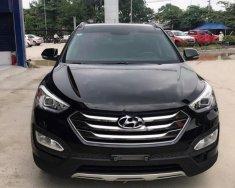 Cần bán lại xe Hyundai Santa Fe 4WD sản xuất 2014, màu đen, nhập khẩu nguyên chiếc giá 1 tỷ 80 tr tại Hà Nội