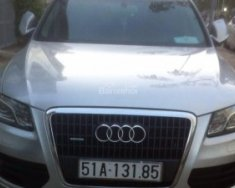 Bán ô tô Audi Q5 năm 2011, màu bạc, xe nhập giá 1 tỷ 390 tr tại Tp.HCM