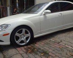 Bán ô tô Mercedes S550 năm 2007, màu trắng, giá chỉ 920 triệu giá 920 triệu tại Tp.HCM