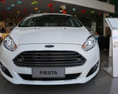 Bán xe Ford Fiesta năm 2018, màu trắng, giá cạnh tranh giá 515 triệu tại Tp.HCM