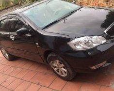 Bán ô tô Toyota Corolla Altis 1.8MT đời 2003, màu đen còn mới giá 295 triệu tại Lạng Sơn