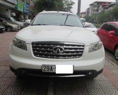 Bán ô tô Infiniti FX 35 đời 2008, màu trắng, nhập khẩu nguyên chiếc, giá chỉ 999 triệu giá 868 triệu tại Hà Nội