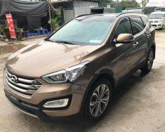 Bán Hyundai Santa Fe 4WD đời 2014, màu nâu, nhập khẩu giá 1 tỷ 40 tr tại Hà Nội