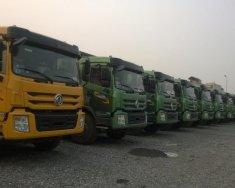Bán xe ben Dongfeng 3 chân, tải ben tự đổ 3 chân nhập khẩu 13.3 tấn, giá thanh lý 990 triệu giá 990 triệu tại Hưng Yên