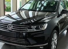 Dòng SUV nhập Đức Volkswagen Touareg 3.6l GP, màu đen. Tặng BHVC+dán 3M, LH Hương: 0902.608.293 giá 2 tỷ 889 tr tại Tp.HCM
