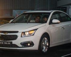 Bán xe Chevrolet Cruze số tự động mới, đủ màu, giao xe ngay, hỗ trợ trả góp ngân hàng toàn quốc, giải quyết hồ sơ khó giá 699 triệu tại Hà Nội