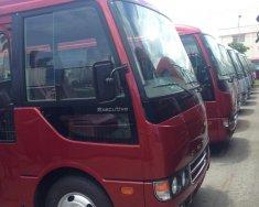 Cần bán xe khách Fuso Rosa 22 ghế, 2017 màu bạc giá hấp dẫn giá 1 tỷ 330 tr tại Hà Nội