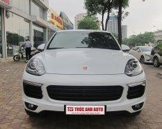 Cần bán xe Porsche Cayenne S sản xuất 2014, màu trắng, nhập khẩu nguyên chiếc giá 3 tỷ 950 tr tại Hà Nội