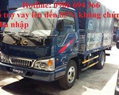 Bán xe tải Jac 2T5 thùng bạt bảo hành 5 năm hỗ trợ trả góp cao lãi thấp giá 295 triệu tại Tp.HCM