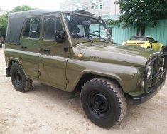 Cần bán UAZ 2005, màu xanh lục, giá 115tr giá 115 triệu tại Hà Nội