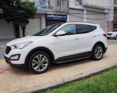Salon bán Hyundai Santa Fe 4WD năm 2014, màu trắng giá 965 triệu tại Hà Nội