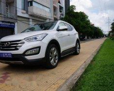 Bán Hyundai Santa Fe 4WD sản xuất 2014, xe đẹp không lỗi lầm giá 990 triệu tại Tp.HCM