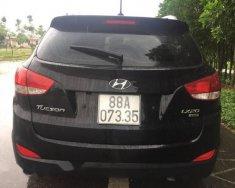 Bán xe cũ Hyundai Tucson LX20 đời 2010, màu đen giá 618 triệu tại Thái Nguyên