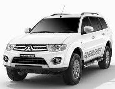 Gía xe Mitsubishi Pajero Sport GLS, máy dầu, ở Hà Tĩnh, giá chỉ 704 triệu giá 704 triệu tại Nghệ An