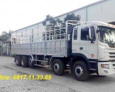 Xe tải thùng 5 chân JAC - tải trọng 22T giá 1 tỷ 280 tr tại Tp.HCM
