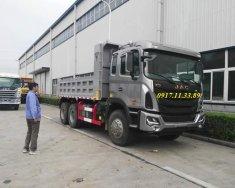 Bán xe ben 3 chân JAC cabin K5 thế hệ mới, nhập khẩu 100% giá 1 tỷ 300 tr tại Tp.HCM