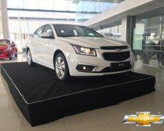 Chevrolet Cruze 2017 số tự động mới, giảm giá tới 40tr trong tháng, đủ màu, giao xe ngay, hỗ trợ trả góp toàn quốc giá 699 triệu tại Hà Nội