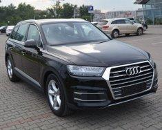 Bán Audi Q7 đời 2016, màu đen, nhập khẩu nguyên chiếc giá 3 tỷ 650 tr tại Hà Nội