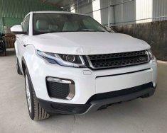 Cần bán giá xe LandRover Range Evoque 2017 màu trắng, nhập khẩu nguyên chiếc giá 2 tỷ 899 tr tại Tp.HCM