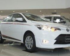 Bán xe Toyota Vios 1.5G 2018 số tự động vô cấp CVT, giá cực tốt, kèm ưu đãi lớn nhất trong năm tại Toyota Bến Thành giá 540 triệu tại Tp.HCM