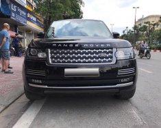 Bán LandRover Range Rover Autobiography 5.0 SX 2013 ĐK 2015, màu đen, nhập khẩu nguyên chiếc giá 5 tỷ 350 tr tại Hà Nội