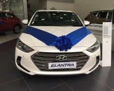 Bán xe Hyundai Elantra đời 2018, màu trắng giá 550 triệu tại Hà Nội