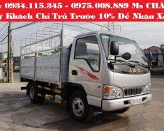 Bán Jac HFC 2.4 tấn 2017, màu bạc giá 285 triệu tại Bình Phước