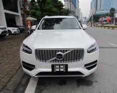Bán Volvo XC90 2016 màu trắng giá 3 tỷ 600 tr tại Hà Nội