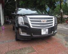 Bán xe Cadillac Escalade cũ đời 2015, màu đen, xe nhập Mỹ giá 6 tỷ 785 tr tại Hà Nội